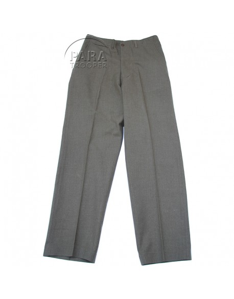 Trousers, Wool, Serge, OD, Light shade, Special, 1944