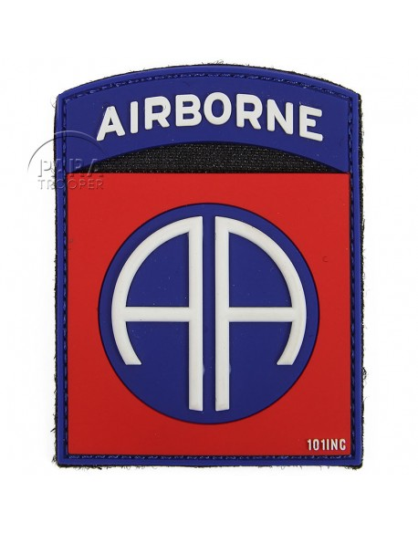 Patch, 82nd Airborne Division, PVC