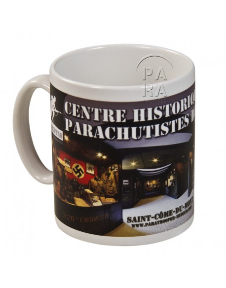 Mug, D-Day Paratrooper Historical Center