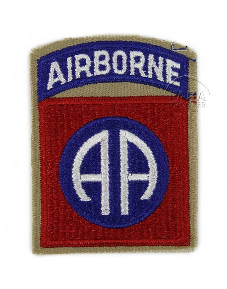 Insigne 82e division aéroportée, Made in USA