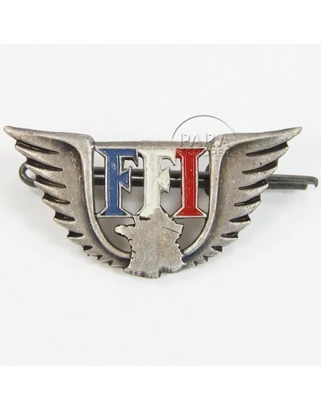 Insigne des Forces Françaises d'Intérieur