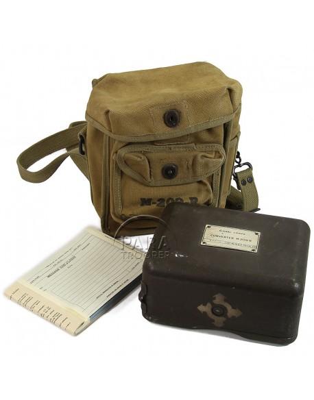Machine à décoder M-209, 1944