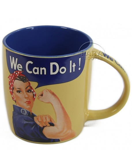 Mug, We Can Do It!