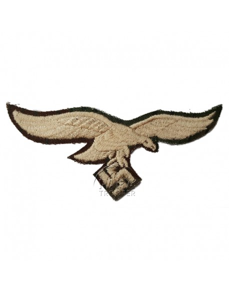 Eagle, Breast, LW - Camouflaged
