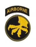 Insigne 17e Division aéroportée