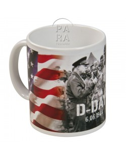 Mug D-Day - Eisenhower
