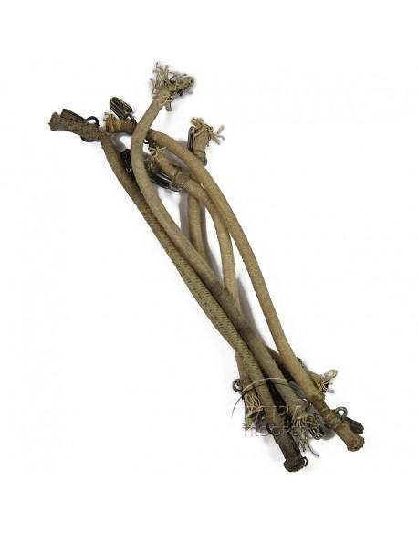 T-5 Reserve chute white benji cords