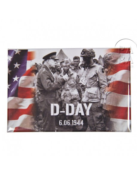 Magnet D-Day - Eisenhower