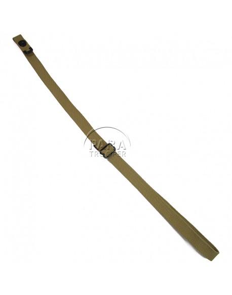 Bretelle en toile pour carabine USM1, luxe