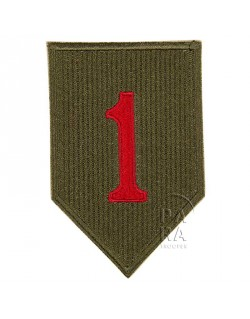 Path, 1st Infantry Division