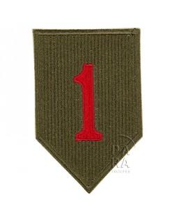 Insigne de la 1e Division d'Infanterie
