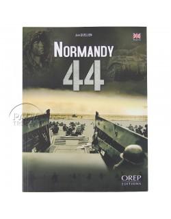 Normandie 44 - livre de Jean Quellien