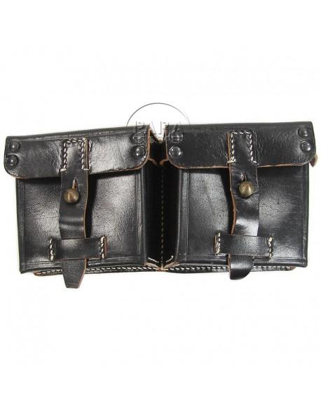 Pocket, magazines, G43, leather