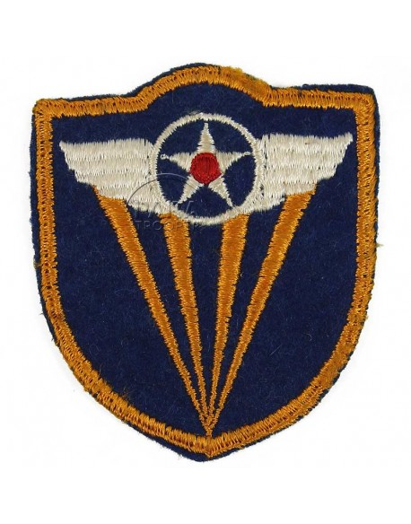 Insigne 4e US Army Air Force, feutre