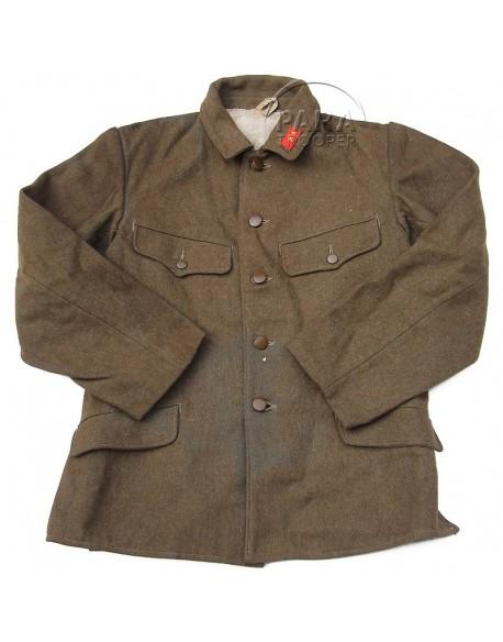 Jacket, Service, Winter, Japanese