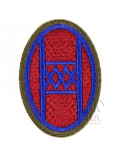 Patch, 30th Infantry Division