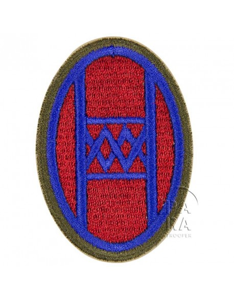 30th Infantry Division insignia
