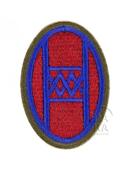 Insigne de la 30ème division d'infanterie US