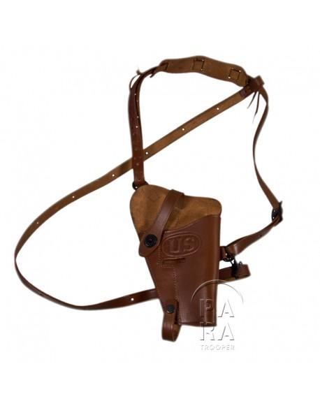 Holster, shoulder pistol, M-7 for Colt .45