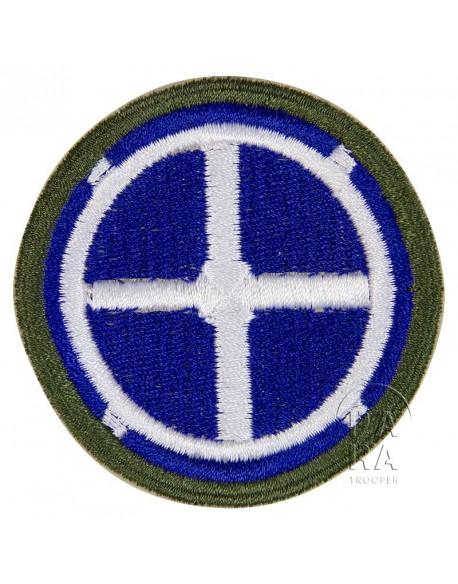 Insigne de la 35ème division d'infanterie US