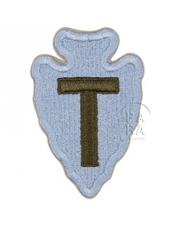 Patch, 36th Infantry Division insignia