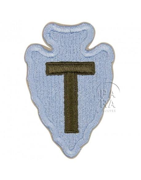 Insigne de la 36ème division d'infanterie US