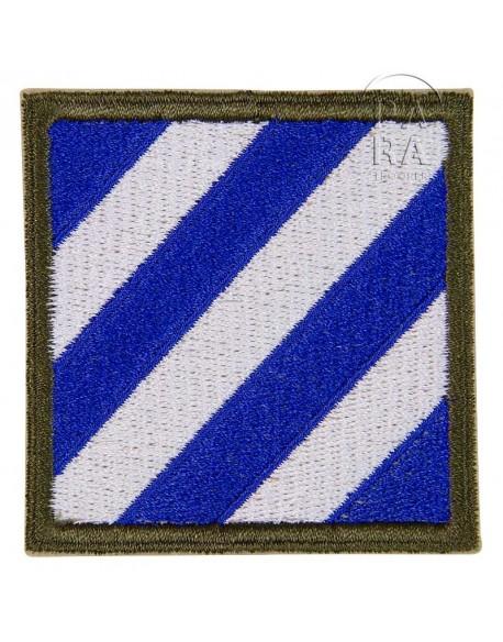 Insigne de la 3ème division d'infanterie US