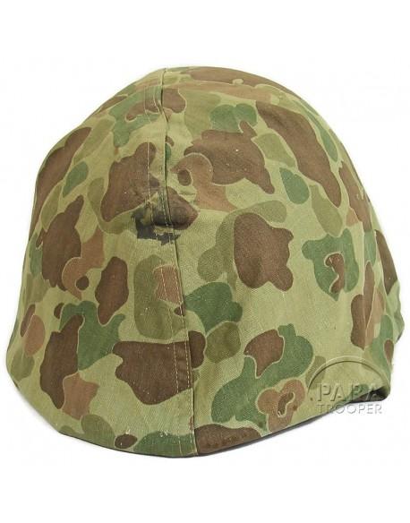 Couvre-casque USMC, camouflé, 1er type