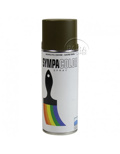 Paint, US Army, Olive Drab semi-flat 42, Spray
