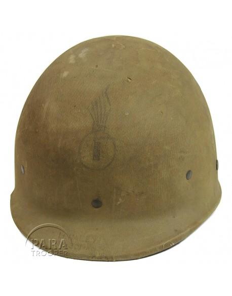 Liner, 1st pattern, helmet M1, type 3, named