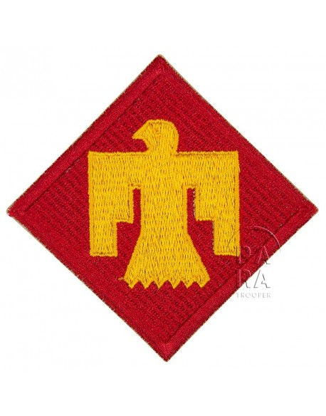 45th Infantry Division insignia