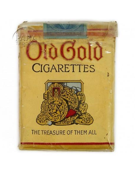 Cigarettes Old Gold, 1940