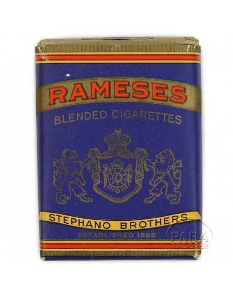 Cigarettes Rameses, 1944