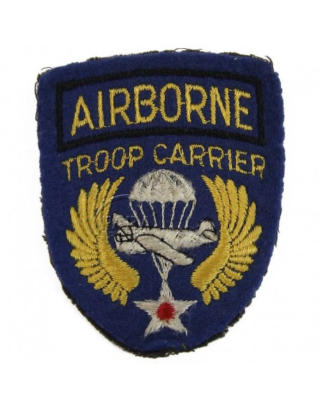 Insigne Airborne Troop Carrier Command, feutre