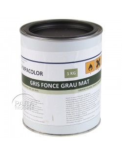 Paint, German, 1L, Greygrau