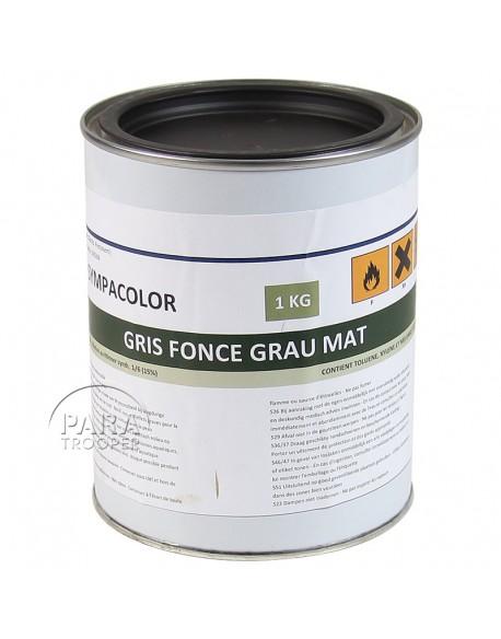 Peinture allemande, Greygrau, en pot