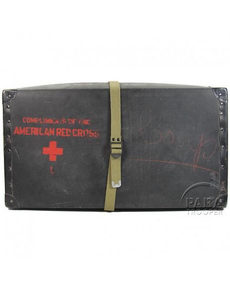 Valise American Red Cross