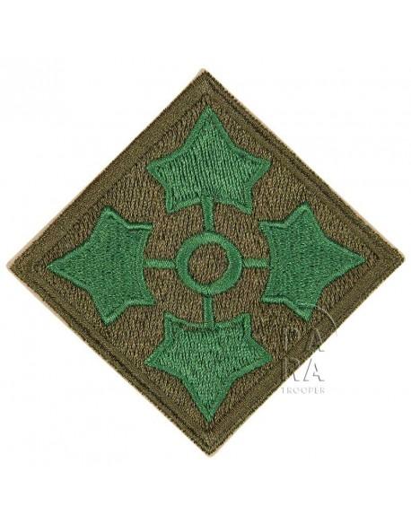 Insigne de la 4ème division d'infanterie US