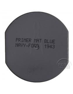 Peinture US Army, en bombe, Gris Navy - Ford 1943