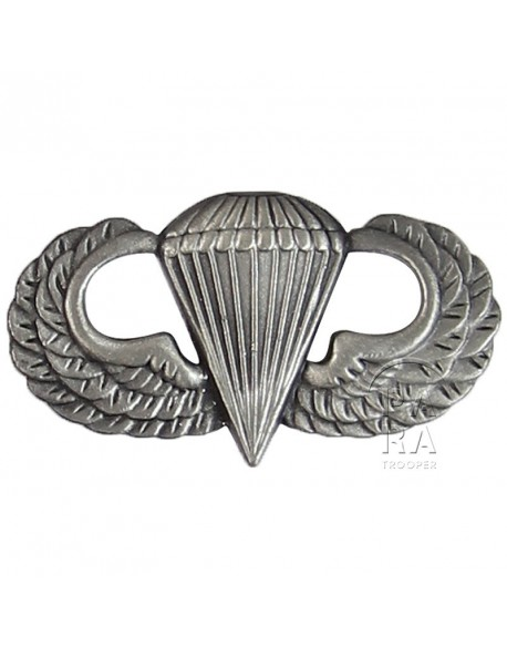 Wings, Parachutist, with clutch