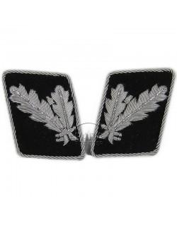 Coins de col Waffen SS, Oberführer