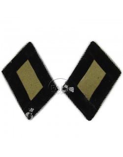Coins de col Waffen SS, Brigadeführer