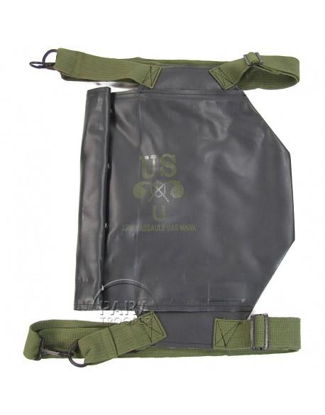 Bag, M7, Assault gas mask, quality museum