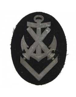 Insigne de chef Artificier Kriegsmarine