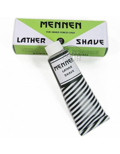 Cream, Shaving, MENNEN