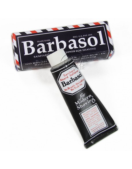 Cream, Shaving, Barbasol