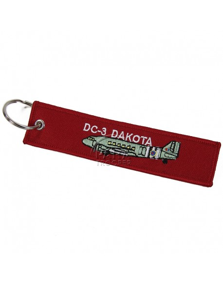 Porte-clés DC-3 Dakota