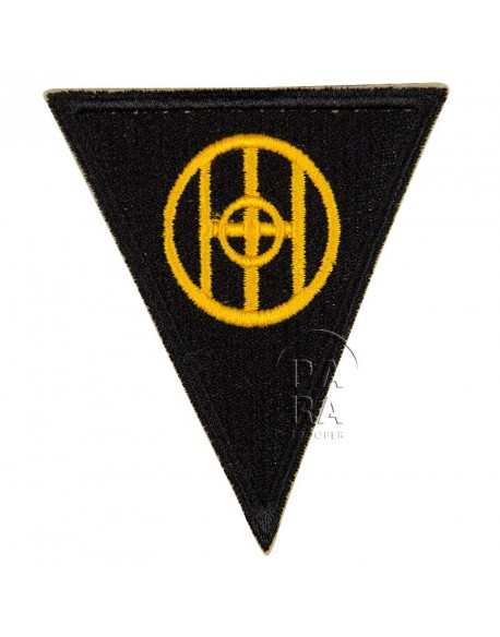 Patch, 83rd Infantry Division