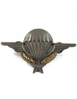 Wings, Parachutist, French