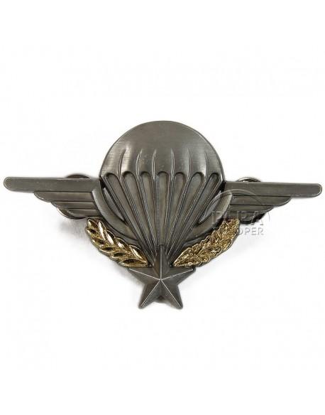 Brevet de parachutiste militaire français